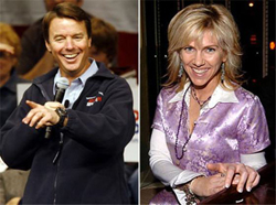 John Edwards and mistress