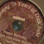 Keepsake CD from LifeOnRecord