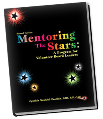 Cover of Mentoring the Stars: A Program for Volunteer Board Leaders