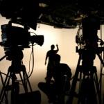 tv studio crew