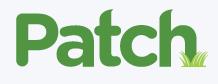 Logo for Patch.com, local news site