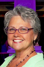 Crowdfunding expert Judith Briles, author and book shepherd