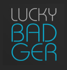 Lucky Badger logo