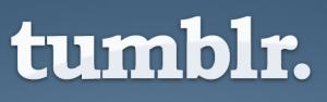 tumblr logo for publicity photos