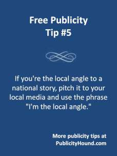 Pitch the local angle to national stories: 9 examples | The