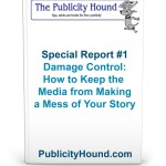 Special Report on ensuring accuracy in news stories