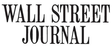 Logo for Wall Street Journal which covered a story on women's stress all because of a tips list