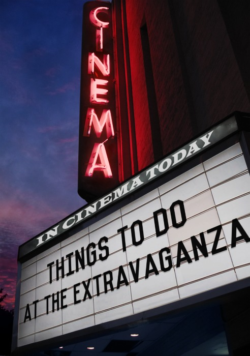 Extravaganza Things to do marquee