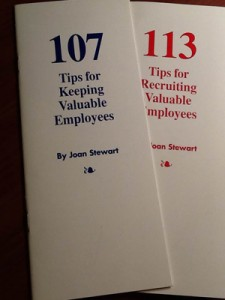 employee recruitment and retention booklets