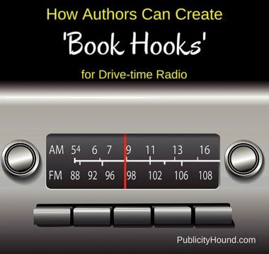 Book Hooks Retro Radio