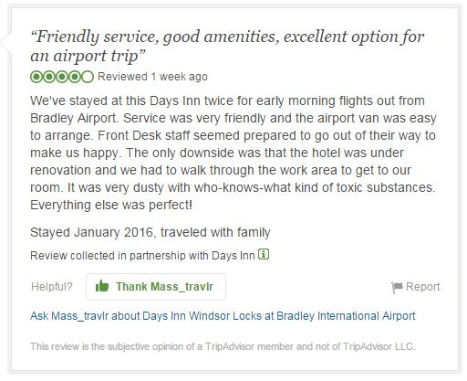 Marcia Yudkin TripAdvisor Review