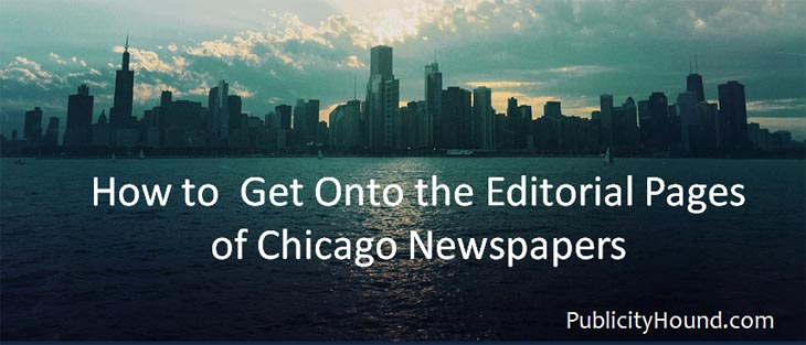 Chicago Newspapers Editorial Pages