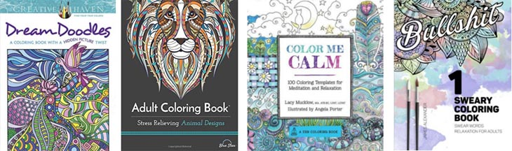 Adult Coloring Book Craze Offers Publicity Opps Galore The