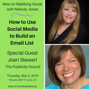 Blab: How to Use social Media to Build an Email List