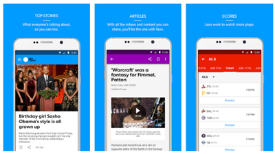 USA Today apps for Android