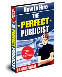 How to Hire the Perfect Publicist ebook cover