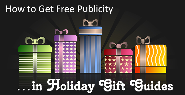 Wrapped gifts in Holidya Gift Guides